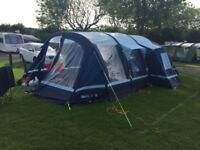 Kampa Filey 6 Air Tent - Airbeam