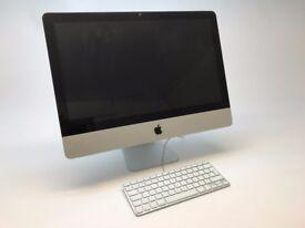 "Apple iMAC 21"" intel Core i3 3.06 GHz"