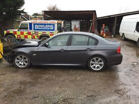 BMW 320D M-Sport, Spares And Repairs