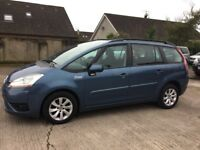 2010 CITROEN C4 GRAND PICASSO 1.6 HDI VTR 7 SEATER P/EX WELCOME