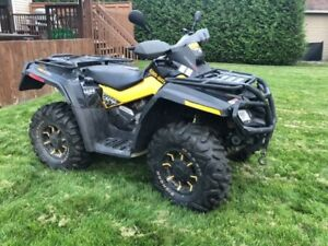 2010 Can-Am Outlander 650 XT-P