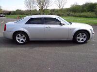 Chrysler 300C 3.0 CRD V6 LUX 4dr LOW MILES FULL MOT LEATHER