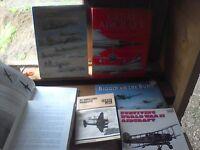 old aircraft book