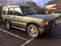 Land Rover discovery TD5 swaps