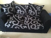 two seater sofa, <4mths old,immaculate condition. smoke and pet free home