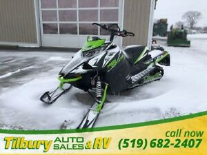 2018 ARCTIC CAT XF 8000 HIGH COUNTRY LIMITED ES 141