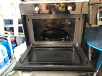 Built in Indesit Microwave Oven