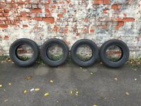 Set of 4 Westlake tyres 185 65 R14 - only done 2,874 miles - Portsmouth