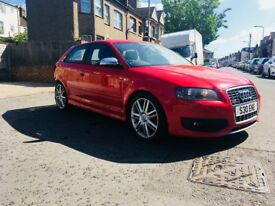 2007 Audi S3 265BHP Salvage Damaged Repairable golf edition 30 s line
