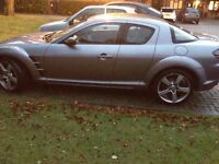 Mazda RX8 for spares or to repair