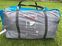 Quechua Inflatable Camping awning/shelter
