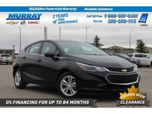 2018 Chevrolet Cruze LT Diesel Hatch *REMOTE START,HEATED SEATS,