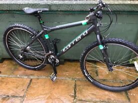 Limited edition Carrera mountain bike in great condition