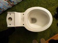 brand new bathstore toilet