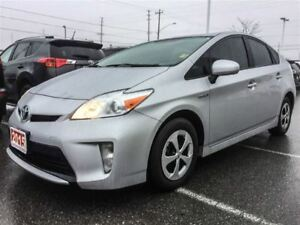 2015 Toyota Prius ONE OWNER+DEALER SERVICED!