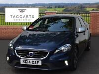 Volvo V40 D2 R-DESIGN (blue) 2014-03-20