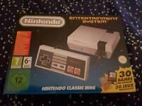 Brand new Nintendo Mini classics games console 30 games