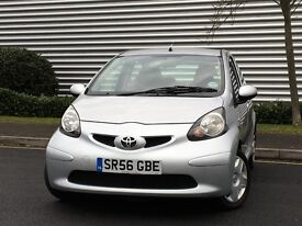 2007 Toyota Aygo 1.0 VVT-i + 5dr Low Mileage, Full VOSA History, Just Serviced, Long MOT