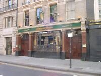 Princess Louise, 208-209 High Holborn, London, Pub Management Couple Required