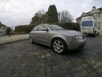 Audi a4 1.9 tdi sport, 130 bhp,6 speed pristine condition