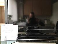 Toshiba 32 inch Tv and DVD