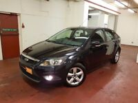 For Sale Ford Focus Zetec 1.8 Diesel year 2008 Long Mot Full History Service 3 Months Warranty