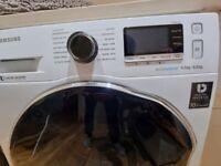 Samsung EcoBubble WasherDryer + Dryer: 2 Machines, 5 years warranty left!
