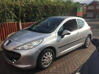2007 Peugeot 207 1.4 **ideal run around** NO MOT** SPARES OR REPAIRS** STARTS AND DRIVES**