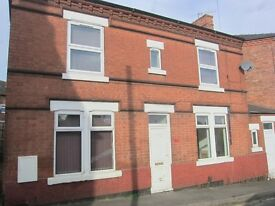 Double bedroom to let in a quirky property