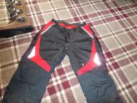 hebo trials,enduro pants size l 32/34