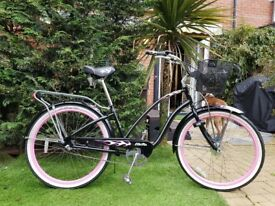Electra Betty 3 gear bicycle