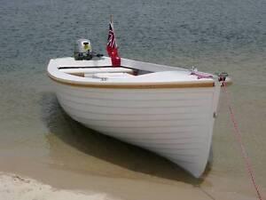 Fishing Boat. Traditional Putt Putt in Fibreglass