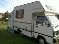 Bedford Bambi camper