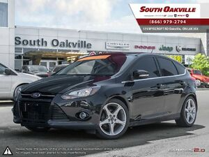 2014 Ford Focus Titanium | LEATHER | NAVIGATION | SUNROOF