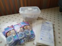 Free Breast Pump and extras