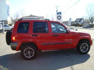 2004 Jeep Liberty SPORT TRAIL RATED COLUMBIA EDITION