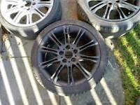 Bmw msport genuine wheels