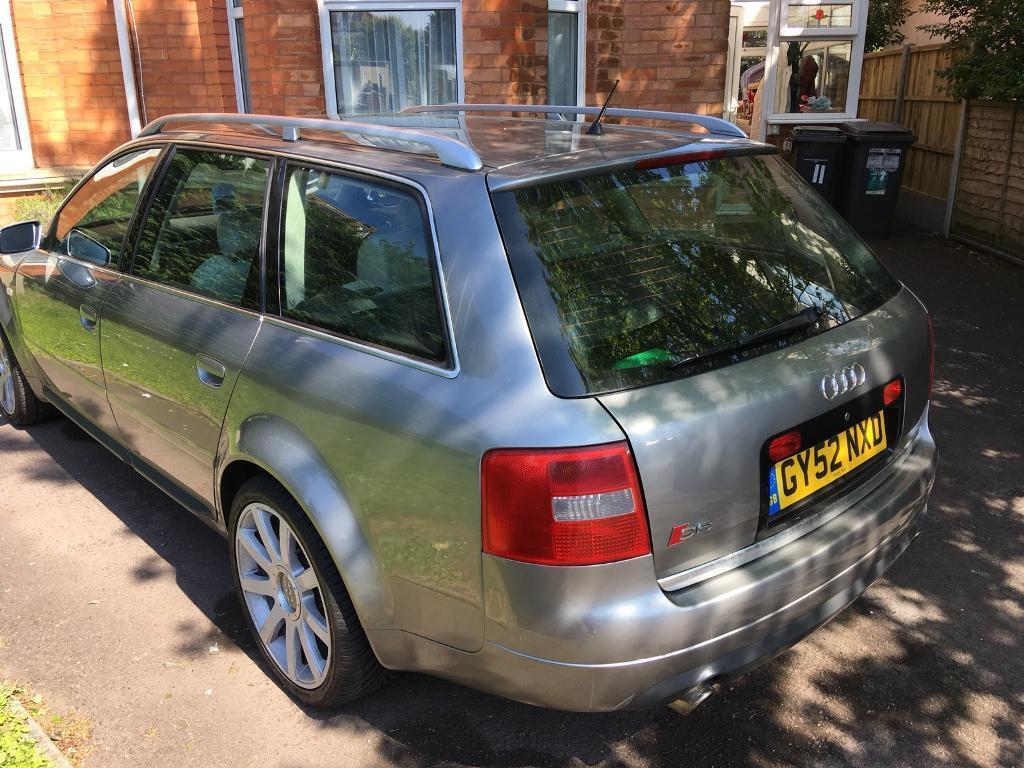 Audi s6 a6 Avant v8