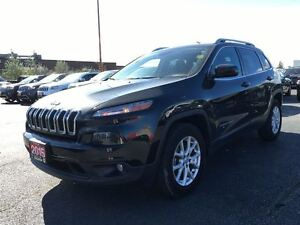 2015 Jeep Cherokee NORTH**V6**4X4**NAVIGATION**SUNROOF**BLUETOOT