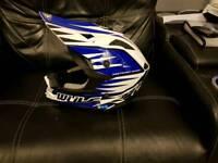 Wulf sport moto x helmet