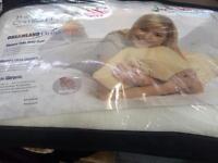 Job lot memory foam pillow 100 in stock