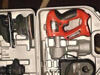 Black and decker cordless multi drill