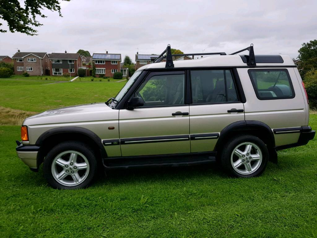 2001 land rover discovery 2 td5 xs diesel 1 years mot 5 seats manual 4x4 in abbeydale. Black Bedroom Furniture Sets. Home Design Ideas
