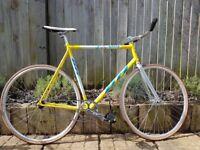 Custom BH fixed gear / fixie bike