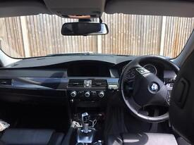 BMW 530d auto estate remap to 535d specs, MOT, full service history, new brakes, 300bhp remap