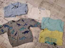2-3 toddler boy bundle of clothes