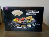 Andrew James Traditional Raclette