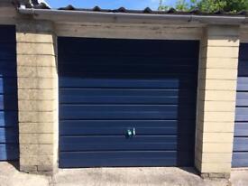 Single garage to rent near bus/train station