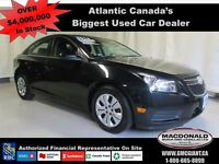 2014 Chevrolet Cruze 1LT  Only 20,300 Kms!