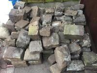 Garden Stone / Rockery / Walling - Reclaimed Style